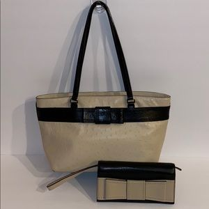Kate Spade ♠️ purse and wallet great condition